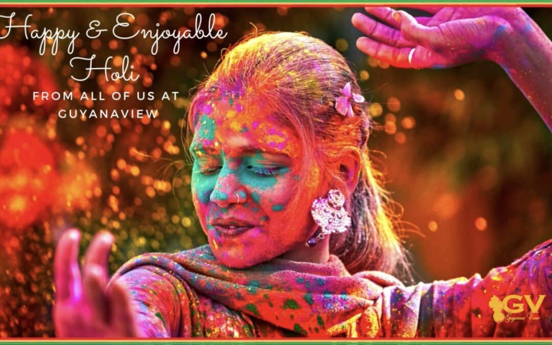 What is Holi? The festival of many colors