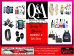 Q And A Electronics and Gift Shop