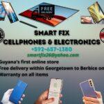 SMART FIX cellphones & electronics